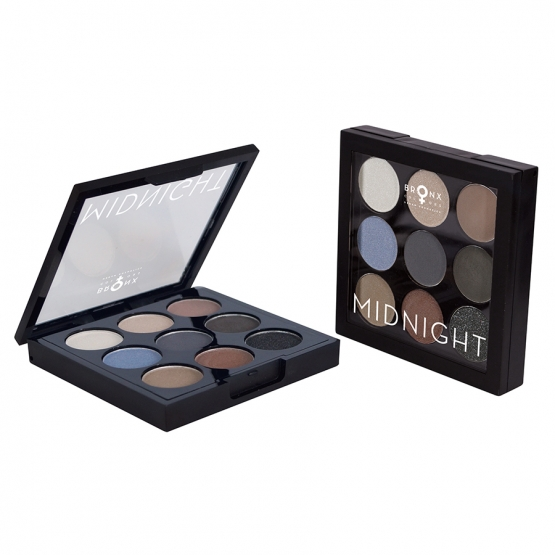 НАБОР ТЕНЕЙ  MIDNIGHT PALETTE