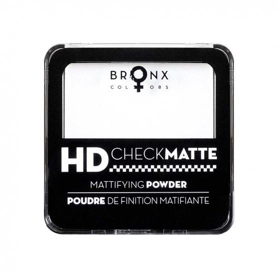"""HD матуюча пудра """"CHECK MATTE"""""""