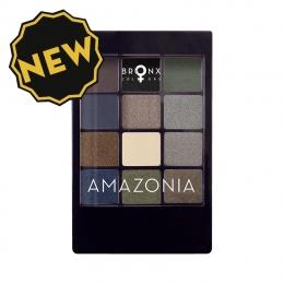 ПАЛИТРА ТЕНЕЙ Amazonia Eyeshadow Palette