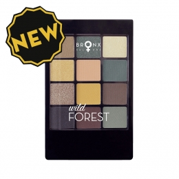 НАБОР ТЕНЕЙ  Wild Forest Eyeshadow